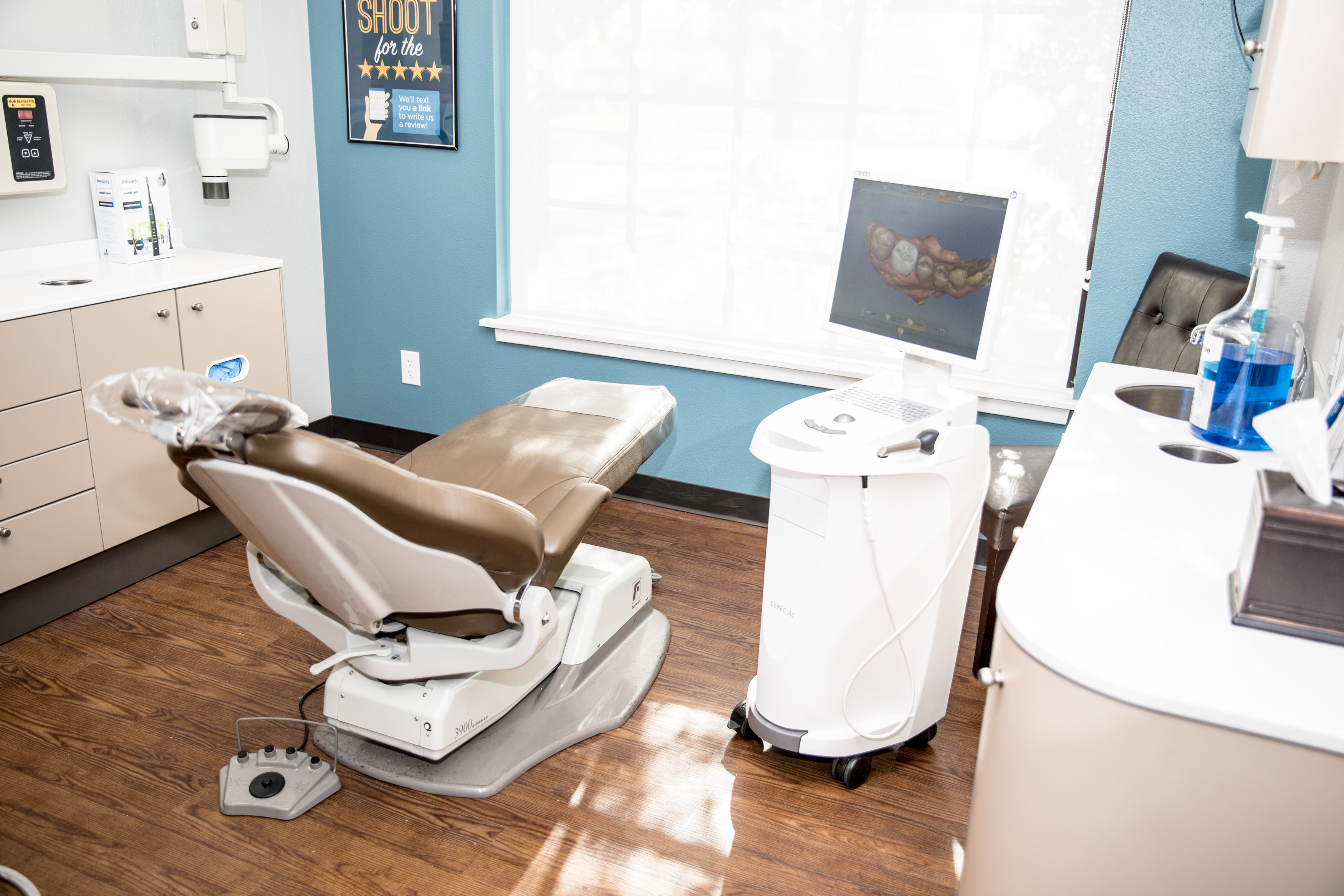amenities round rock dentistry